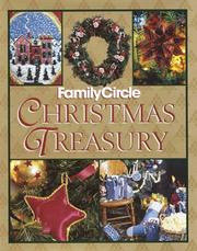 Cover of: The Family Circle Christmas Treasury