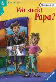 Cover of: Wo steckt Papa?