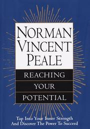 How to be your best by Norman Vincent Peale