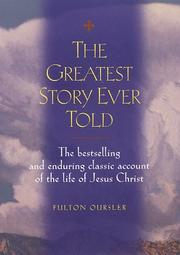 Cover of: The greatest story ever told