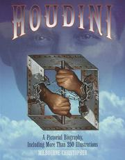 Houdini by Milbourne Christopher