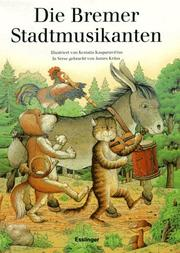 Die Bremer Stadtmusikanten by Brothers Grimm