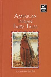 Cover of: American Indian fairy tales | W. T. Larned