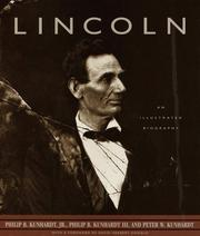 Cover of: Lincoln | Philip B. Kunhardt