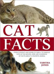 Cover of: Cat facts | Tabitha Jones