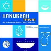 Hanukkah Trivia