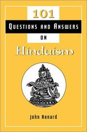 Cover of: 101 questions and answers on Hinduism