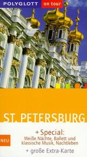 Cover of: Polyglott On Tour, St. Petersburg