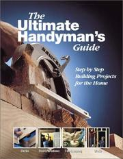 Cover of: The Ultimate Handyman