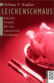 Cover of: Leichenschmaus