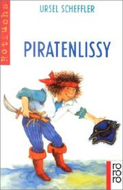 Cover of: Piratenlissy. ( Ab 8 J.). Erzählung