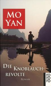 Cover of: Die Knoblauchrevolte