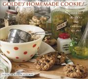 Golde's Homemade Cookies by Golde Hoffman Soloway
