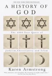 Cover of: A history of God | Karen Armstrong