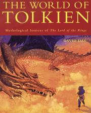Cover of: The world of Tolkien | David Day
