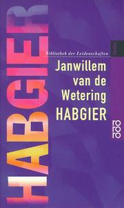Cover of: Habgier