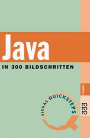 Cover of: Java. In 300 Bildschritten