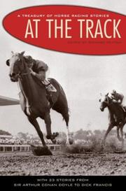 Cover of: At the Track | Richard Peyton