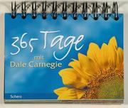 Cover of: 365 Tage mit Dale Carnegie