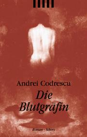Cover of: Die Blutgräfin