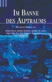 Cover of: Im Banne des Alptraums