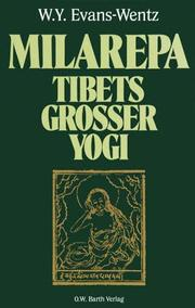 Cover of: Milarepa, Tibets grosser Yogi