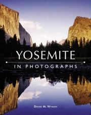 Cover of: Yosemite in Photographs