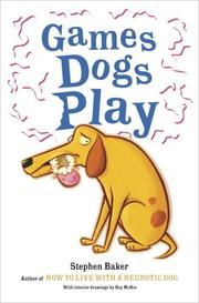 Cover of: Games dogs play