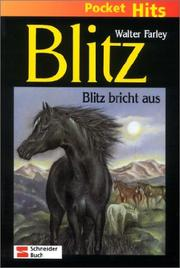 Cover of: Blitz, Pocket Hits, Bd.5, Blitz bricht aus