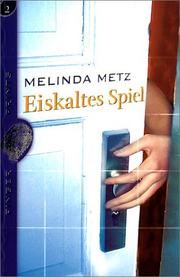 Cover of: Finger- Prints 02. Eiskaltes Spiel.