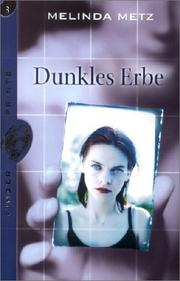 Cover of: Finger- Prints 03. Dunkles Erbe.