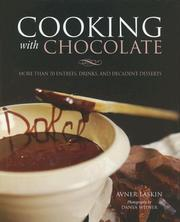 Cover of: Cooking with Chocolate | Avner Laskin