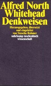Cover of: Denkweisen