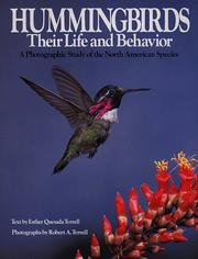 Cover of: Hummingbirds, their life and behavior | Esther Quesada Tyrrell