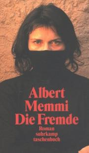 Cover of: Die Fremde