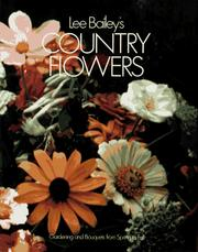 Cover of: Country flowers