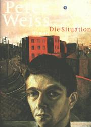 Cover of: Die Situation