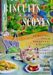 Cover of: Biscuits and scones