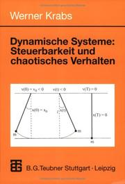 Cover of: Dynamische Systeme