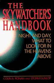 Cover of: Skywatcher's Handbook