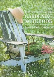 Cover of: Scented Room Gardening Notebook, The