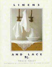 Cover of: Linens and lace