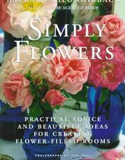 Cover of: Simply flowers