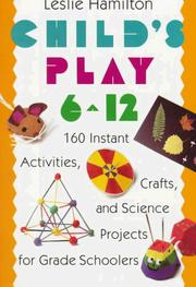 Cover of: Child's play 6-12