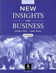 Cover of: New Insights into Business, Workbook