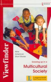 Cover of: Viewfinder Literature, Growing up in a Multicultural Society