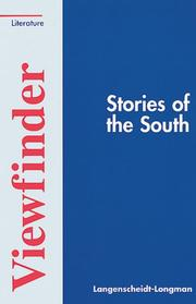 Cover of: Viewfinder Literature, Stories of the South