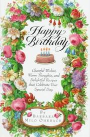 Cover of: Happy Birthday