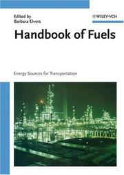 Cover of: Handbook of Fuels