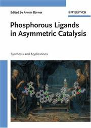 Phosphorous Ligands in Asymmetric Catalysis